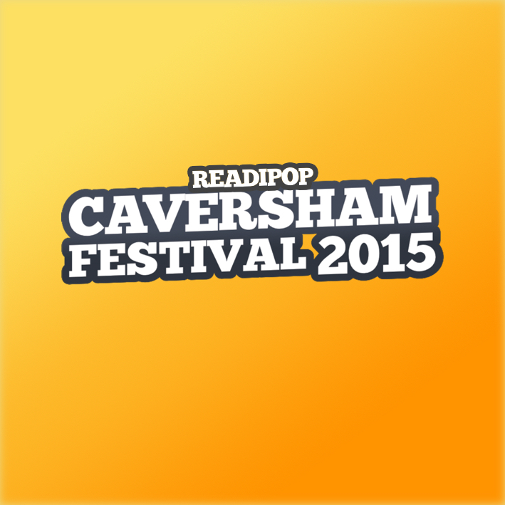 Volunteer at Caversham Festival 2015