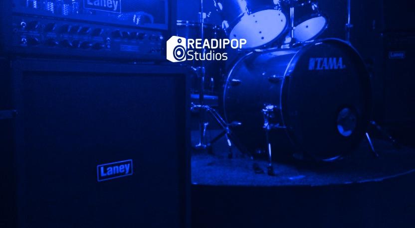 Readipop Studios booking page updated