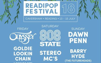 Readipop Festival 2018 Day and Stage Splits Announced