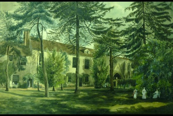 Painting of The Abbey School