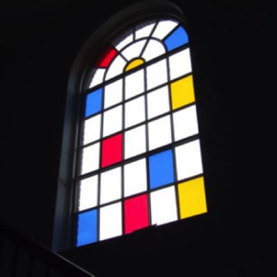 Window of South Street Arts Centre