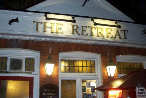 Ext. The Retreat Pub