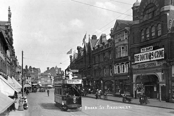 Broad Street, featuring the Grand Cinema